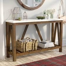 narrow entry table. Brandy Entry Console Table Narrow W