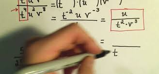 How to Simplify expressions with negative exponents Â« Math ...