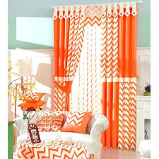 geometric orange curtains orange geometric print curtains geometric orange curtains