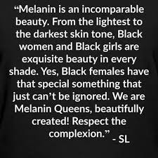 Quotes About Black Women\'s Beauty Best of Empowering Black Girls Tees By Lahart Black Womens Melanin Quotes