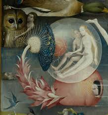 bosch the garden of earthly delights. Hieronymus Bosch (c 1450\u20131516), The Garden Of Earthly Delights (centre Panel, Detail) 1495-1505), Oil On Oak Central Panel 190 × 175 Cm, L