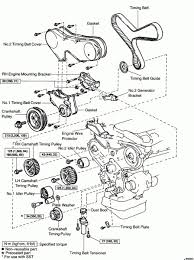 Toyota camry engine parts diagram toyota camry solara questions timing belt replacement cargurus