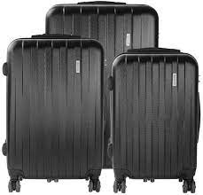 Bugatti originally brought us the veyron and now has masterminded a 1487bhp, £2.5m masterpiece that's set to become the world's fastest production car. Bugatti Hlg492015 Black 3 Piece Hard Case Luggage Black Checked Extra Large Amazon Ca Luggage Bags