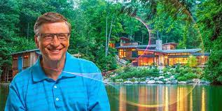 What Inspires Bill Gates?