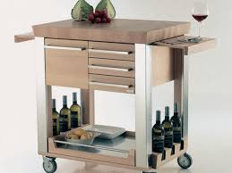 Small Picture Modern Mobile Kitchen Island Design Best 25 Portable Kitchen