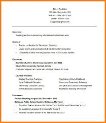 Student Teacher Resume Template Stunning 48 Education Resume Template Word Dragon Fire Defense