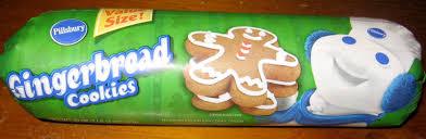 pillsbury gingerbread cookies. Gingerbread Cookies Pillsbury To