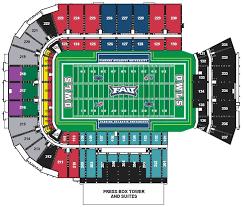 Odu Football Stadium Seating Chart Florida Atlantic Owls 2018 Football Schedule