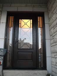 single front doorsWindows and Doors TorontoCustom Front DoorsCustom Fiberglass