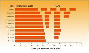Baby Sleep Patterns Chart 49 All Inclusive Baby Sleep Pattern Chart