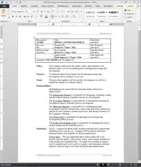 Procedure For Design And Development Design Development Procedure As9100 As1080