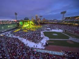 Fenway Park Concert Seating Chart Billy Joel Fenway Park Boston Venue Bucket List Fenway Park