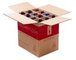 stylish cost effective cellarit wine gift box carton