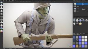 Open Source Substance Designer Check Out Promising Open Source 3d Painting Tool Armorpaint