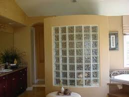 glass block wall glassblockwall jpg