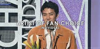 Gaon Chart Kpop Awards Tumblr