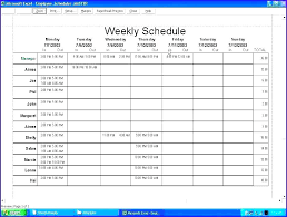 Scheduling Forms Printable 4 Hour Shift Schedule Scheduling Template Day Work Free