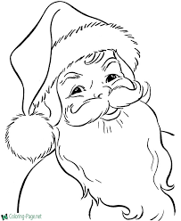 Coloring pages for santa are available below. Christmas Coloring Pages