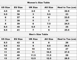 Balenciaga Sneakers Women S Size Chart Db Shark Sneakers
