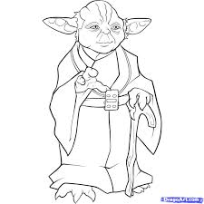 Small Picture Yoda Coloring Pages 224 Coloring Page