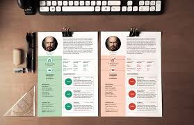 Word Resume Templates Gorgeous 60 Eye Catching CV Templates For MS Word Free To Download
