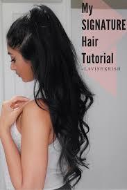 Half Ponytail Hairstyles New Video Half Up Half Down Hair My Signature Hairstyle Tutorial