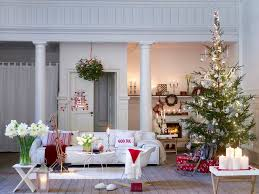 Scandinavian Style Christmas Decorating