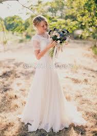 Rustic Wedding Dress  EtsyVintage Country Style Wedding Dresses