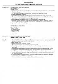 Heavy Equipment Operator Cover Letter And Forklift Resume S Sevte