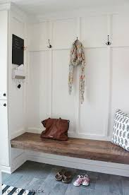 Mud Room Benches New 31 Awesome Mudroom And Entryway Shelterness Inside 8  ...