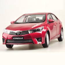 Toyota Corolla 2014 1/18 Scale Diecast Model Car Wholesale – Paudi ...