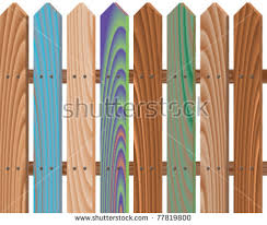 wood fence texture seamless. Seamless Vector Color Wooden Fence Pattern Wood Texture Seamless