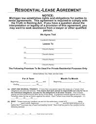 Form Samples Tenant Lease Rental Contract Example Uk Free Agreement