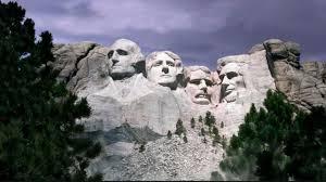 Original Design For Mt Rushmore Mount Rushmore