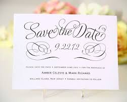 30 best save the date images on pinterest save the date cards Save The Date Cards Ideas For Weddings wedding save the date card in black and white with elegant calligraphy font for classic, save the date cards ideas for weddings