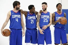 Los Angeles Clippers Depth Chart Warriors At Clippers We Are The Lob City Now Sports Los