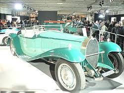 The same basic design was used for the 1926 type 38 as well as the type 40, type 43, type 44, and type 49. Bugatti Royale Wikipedia