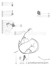 Serial range mercruiser 160 gm 250 i l6 1967 1969 2048022 thru 2770031