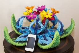 Image result for 3d origami