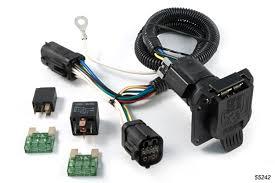 ford f150 1997 2003 wiring kit harness curt mfg 55242 2002 2001 1997 2003 ford f150 curt mfg trailer wiring kit 55242