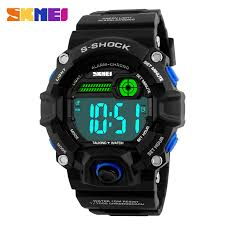 online get cheap mens talking watches aliexpress com alibaba group skmei luxury brand mens sports watches talking ala