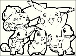Small Picture Best Free Printable Pokemon Coloring Pages For Kids Free 120