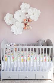 ikea crib grey target crib sheets wall flowers paper flowers