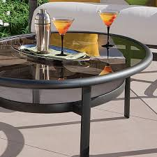 glass tables outdoor tables