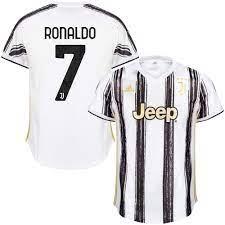 adidas Juventus Ronaldo 7 Home Trikot 2020-2021 : Amazon.de: Bekleidung