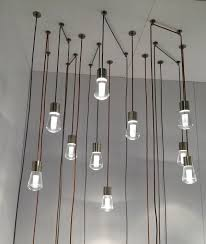 wonderful design of pendant lamp by techlighting for home lighting ideas