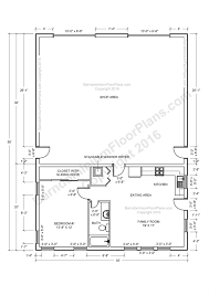 barndominium house plans. Unique Plans This Is A 1 Bedroom Bath Barndominium Floor Plan For 35 Foot Wide Building  Plans Like This Are Often Used Living Area While Waiting To Build  On Barndominium House T