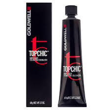 Goldwell Hair Color Chart 2014 Goldwell Topchic Permanent Color Tint 60g
