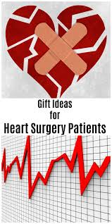 gifts for heart surgery