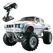HG P407 1/10 4WD 3CH Rally RC Car Off-Road Pickup Truck Racing ...